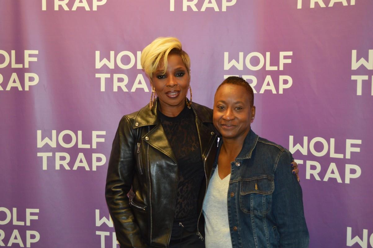 Inside Whurs Vip Meet Greet With Mary J Blige