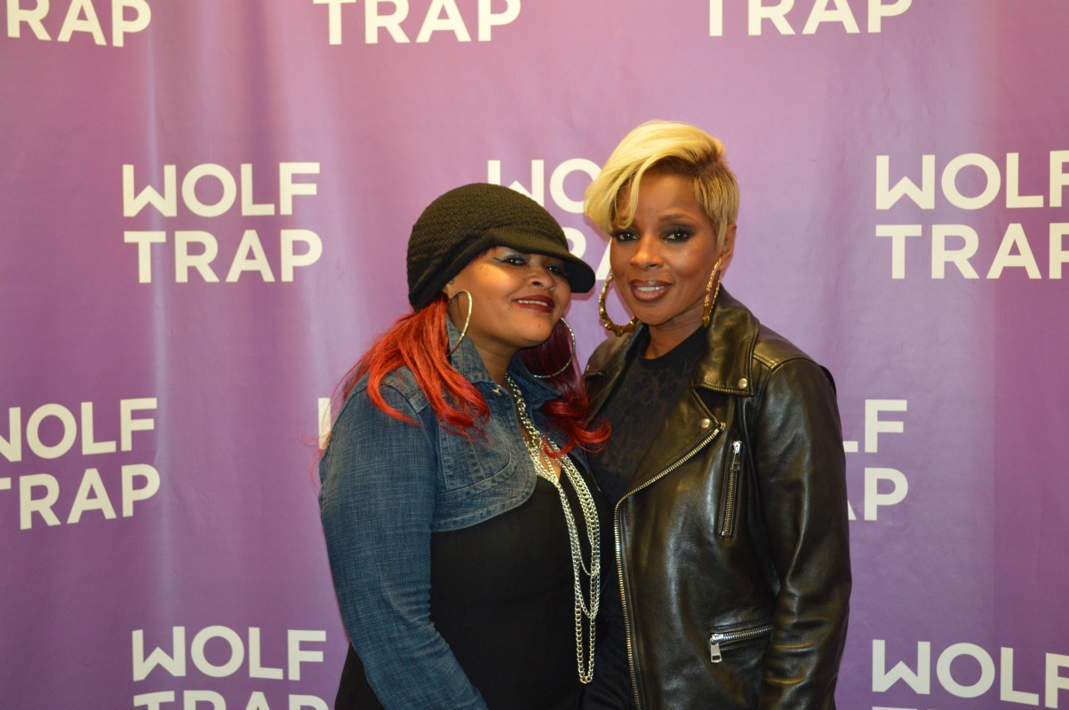 Inside whurs vip meet greet with mary j blige before showtime mary met with some very important whur listeners in a private meet and greet kristyandbryce Gallery