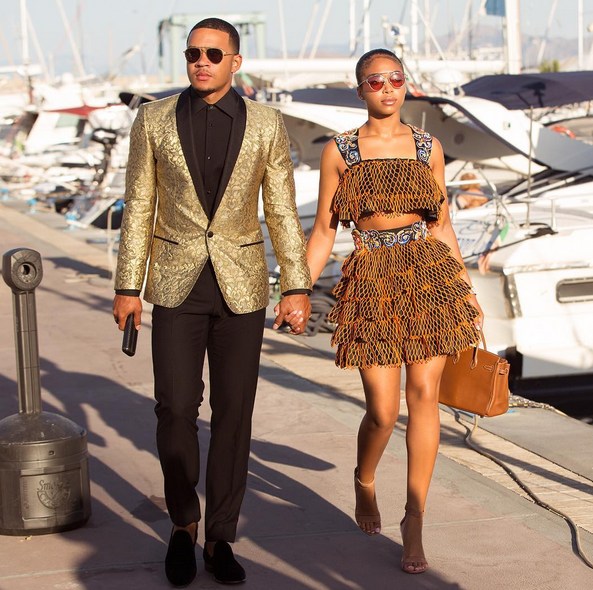 Steve Harvey's Daughter Lori Is Engaged To Dutch Soccer ...