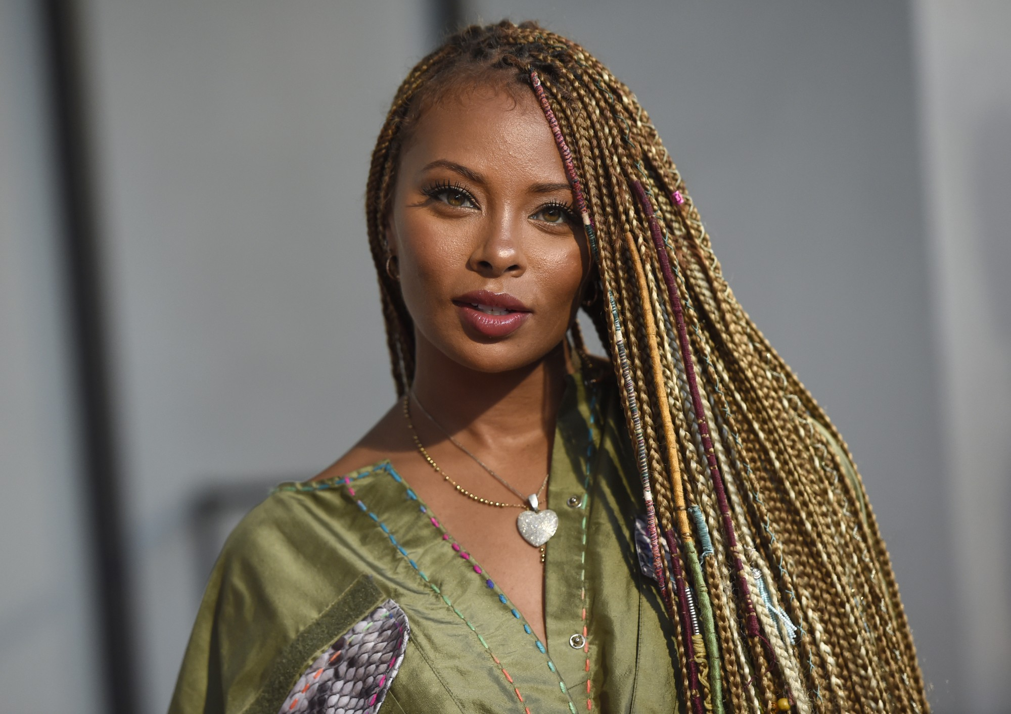 cleavage Eva Marcille naked photo 2017