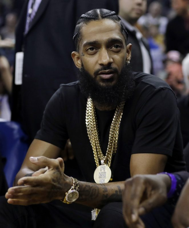 Grammy-Nominated Rapper Nipsey Hussle Shot And Killed At 33