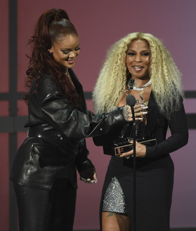 BET Awards Honor Mary J  Blige, Nipsey Hussle, Tyler Perry