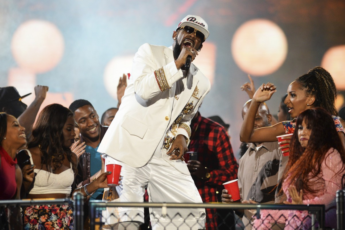 R  Kelly's Daughter Says Music 'Saved My Life' | WHUR 96 3 FM