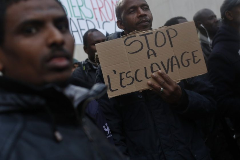 Modern Day Slavery In Libya >> Libyans Being Sold Into Slavery In 2017: Where's The Media Coverage?